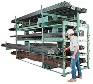 Cantilever Roll OutRacks