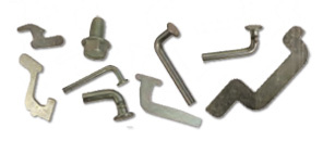 Rack Safety Clips and Fasteners