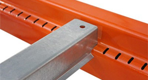 Snap-In Rack Safety Bars